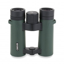 Carson RD Series 10x34mm Open-Bridge Waterproof Compact High Definition Binoculars