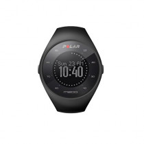Polar M200 GPS Running Watch with Wrist-Based Heart Rate, Black, Medium/Large