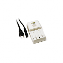 Maha PowerEx MH-C204W 1-Hour Worldwide Travel Conditioning Charger (Batteries Not Included)