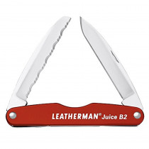 Leatherman - Juice B2 Multitool, Cinnabar Orange