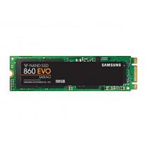 Samsung 860 EVO 500GB M.2 SATA Internal SSD (MZ-N6E500BW)