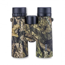 Carson JR Series 10x42mm Camouflage Waterproof Binoculars for Hunting, Bird Watching, Sight Seeing, Safari, Surveillance, Sporting Events, Concerts and Other Outdoor Adventures (JR-042MO) (750668012999)