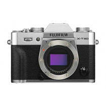 Fujifilm X-T30 Mirrorless Digital Camera - Silver (Body Only) (074101040432)