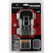 Stealth Cam PX Pro 36Ng STC-PXP36NGK Trail Cam 20 Megapixel HD Videa