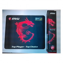 MSI Gaming Series Mouse Pad 12.5 X 10.5 Inches