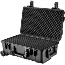 Loaded Gear HD-500 Hard Case, Black, Large by BARSKA