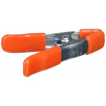 "GTX Grip 1"" A Clamp w/Covers, Silver/Orange (GP-3201)"