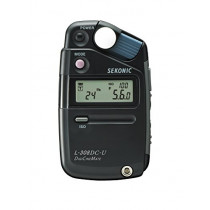 Sekonic L-308DC-U Digicinemate Lightmeter With Exclusive 3-Year Warranty (4962294011659)