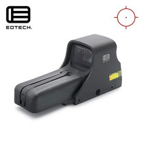 EOTECH 512 Holographic Weapon Sight - 1 Dot Speed Ring Reticle