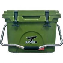 Orca Cooler ORCG020 ORCG020 Green 20 Quart Cooler