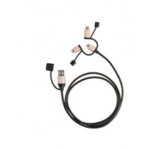 Outdoor Tech Other Cable for Universal - Black/Rose Gold