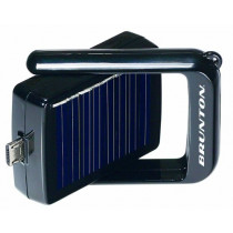 Brunton Bump Apple Compatible Hybrid Solar Power Pack [Sports]