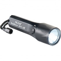 Pelican StealthLite 2410 LED Flashlight (Black)