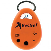 Kestrel 0730FWORA Kestrel Drop D3fw Fire Weather Monitor - Orange