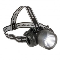 Pelican HeadsUp Lite 2600 Headlamp, Black