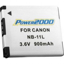 Power2000 NB-11L Replacement Lithium-Ion Battery, (ACD-402)