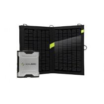 Goal Zero 42002 Sherpa 50 Silver/Black Solar Recharging Kit