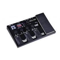 NUX MFX-10 Multi-Effects Processor Guitar Pedal, 55 Effect types, AUX-in, LCD Display  885947100095