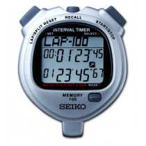Ultrak Seiko 100 Lap Memory Timer for Interval Training