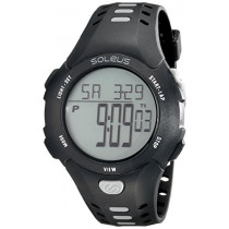 Soleus Men's SR021-008 Contender Digital Display Quartz Grey Watch