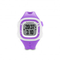 Garmin Forerunner 15 Bundle Small, Violet/White