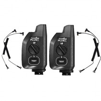 PocketWizard 801-329 Plus X Transceiver, Pack of 2 (Black)