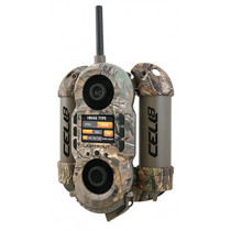 Wild Game Innovations Crush Cell 8 Lightsout Digital Trail Camera, Realtree Xtra