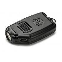 SureFire Sidekick 300-Lumen Ultra-Compact Triple-Output Keychain Light, Black