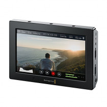 "Blackmagic Design Video Assist 4K, 7"" High Resolution Monitor with Ultra HD Recorder"