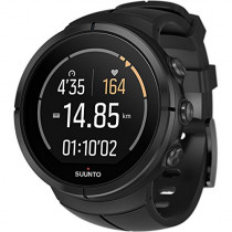 Suunto Spartan Ultra Titanium Sport Watch with Smart Sensor Heart Rate Monitor (Black)