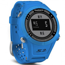 Garmin 010-01139-07 Approach S2-Series GPS Golf Watches, Blue