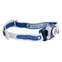 LED Lenser SEO 7R Blue Headlamp