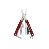 Leatherman - Squirt PS4 Multitool, Red