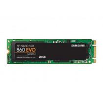 Samsung 860 EVO 250GB M.2 SATA Internal SSD (MZ-N6E250BW)