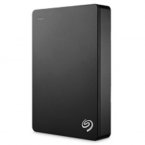 Seagate Backup Plus Portable External Hard Drive 4TB USB 3.0, Black + 2mo Adobe CC Photography (STDR4000100)