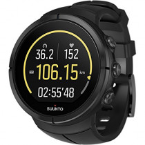 Suunto Spartan Ultra All Titanium GPS Unit, Black