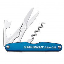 Leatherman - Juice CS3 Multitool, Columbia Blue (832370/832373)