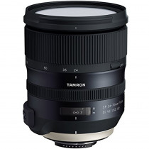 Tamron 24-70mm f/2.8 Di VC G2 USD SP Zoom Lens for Nikon (Tamron 6 Year Limited USA Warranty)