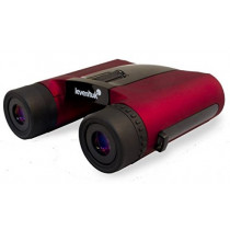 Levenhuk Rainbow 8x25 Red Berry Binoculars roof prism 8x fogproof waterproof (00676939)