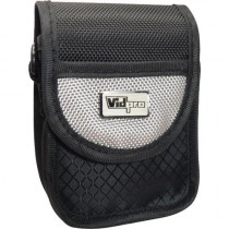 Vidpro CH-10M Chrome Camera Case - Medium