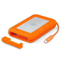 Lacie 1 TB Rugged Thunderbolt & USB 3.0 Hard Drive (9000488)