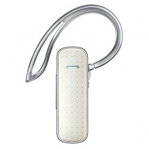 Samsung Dolce MN910 Bluetooth Headset - White- in Retail Packaging