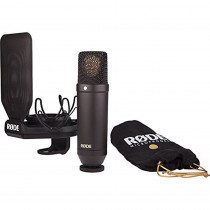 Rode NT1 KIT Condenser Microphone Cardioid (698813003044)