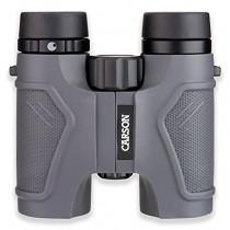 Carson 3D Series High Definition Waterproof Binoculars - Grey