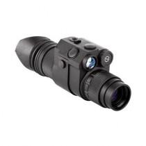 Night Optics D-350 Generation 2+ Black and White Night Vision Monocular, Black