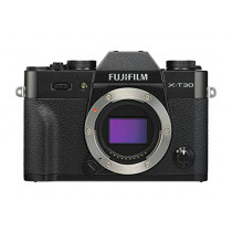 Fujifilm X-T30 Mirrorless Digital Camera - Black (Body Only) (074101200157)
