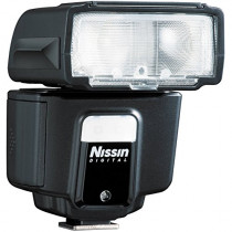 Nissin i40FT  Compact Flash For Four Thirds (Black)