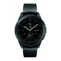 Samsung Galaxy Watch (42mm) Midnight Black (Bluetooth)  – US Version with Warranty  (SM-R810NZKAXAR)