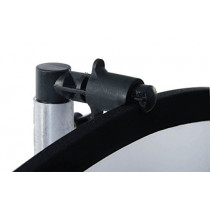 ZUMA Reflector Clip for Light stand, Black (Z-RAC)
