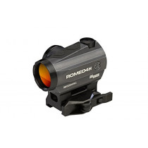 Sig Sauer Romeo4H Compact Red-Dot Sight Circle Dot Reticle Graphite Md: SOR43011